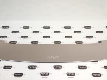 Накладка на задний бампер CHEVROLET Niva 2009-2020 рестайлинг