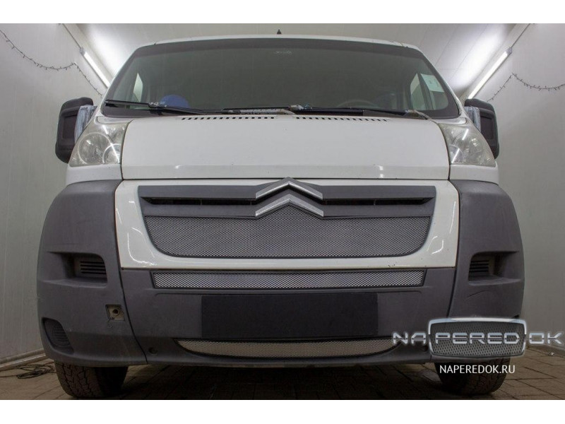 Защита радиатора CITROEN Jumper 2 2006-2014