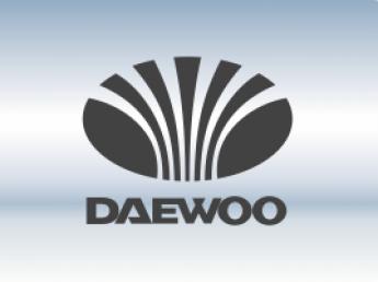 Накладки на пороги Daewoo