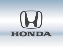 Наклейки на пороги Honda
