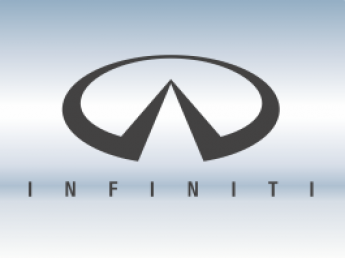 Накладки на пороги Infiniti
