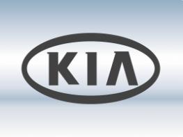 Наклейки на пороги Kia