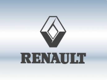 Зимняя защита радиатора Renault