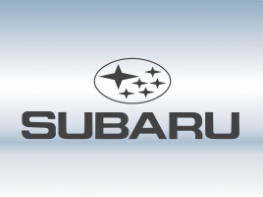 Пороги Subaru