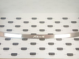Накладка на задний бампер FORD Focus 3 2011-2015 универсал