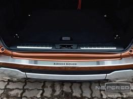 Накладка на задний бампер LAND ROVER Range Rover Evoque 2013-2018