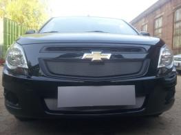 Защита радиатора Chevrolet Cobalt 2013-2015