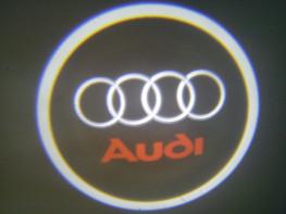 LED проекции логотипа Audi 5е поколение 7w