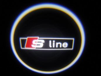 LED проекции  S-Line 5е поколение 7w