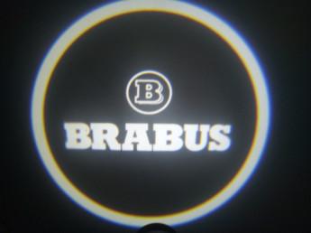 LED проекции  Brabus 5е поколение 7w