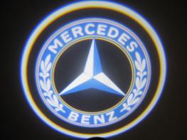LED проекции  Mercedes-Benz 5е поколение 7w