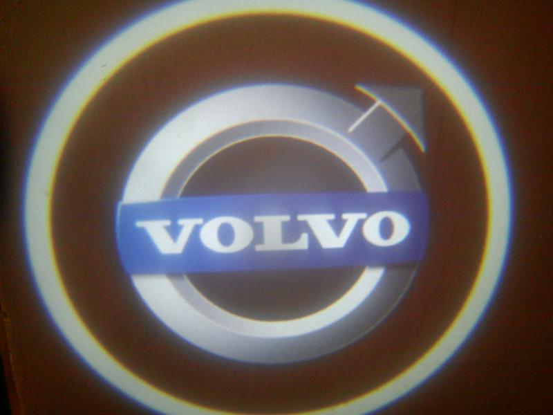 LED проекции  Volvo 5е поколение 7w
