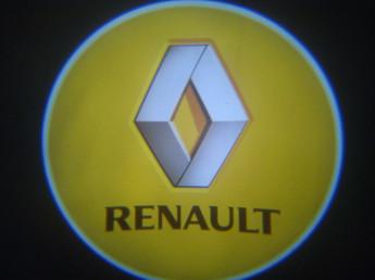 LED проекции  Renault 5е поколение 7w