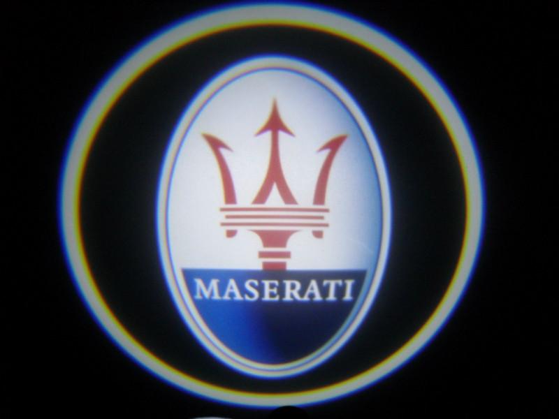 LED проекции  Maserati 5е поколение 7w