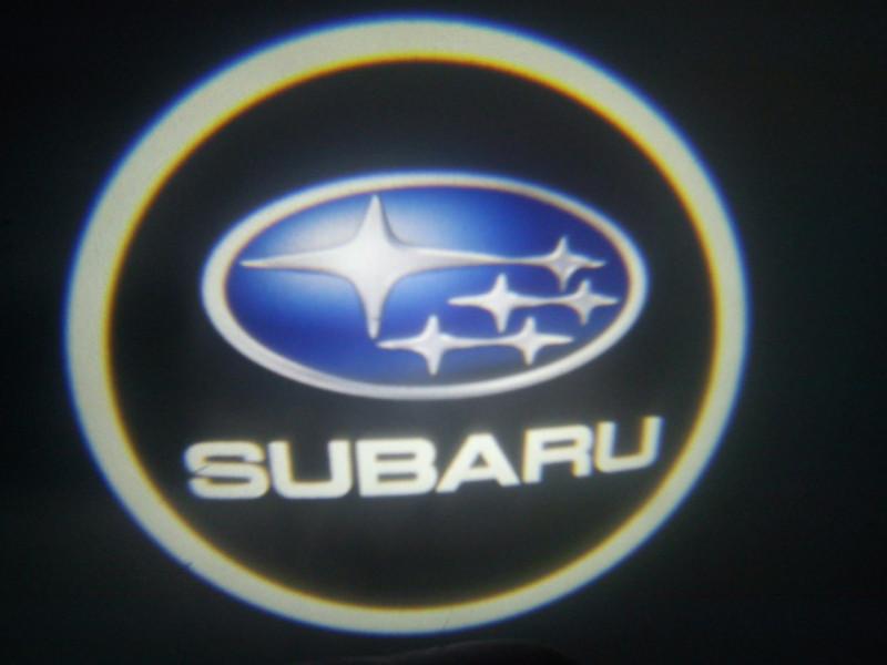 LED проекции Subaru 5е поколение 7w
