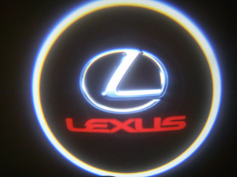 LED проекции Lexus 5е поколение 7w