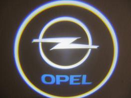 LED проекции  Opel 5е поколение 7w