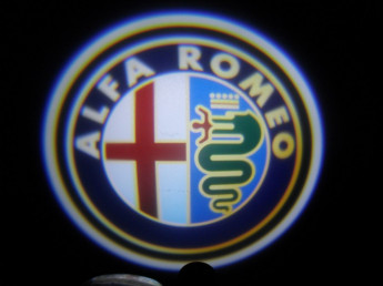 LED проекции Alfa Romeo 5е поколение 7w