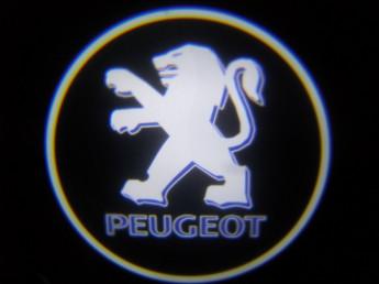 LED проекции Peugeot 5е поколение 7w