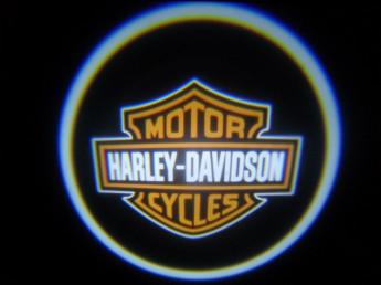 LED проекции Harley-Davidson 5е поколение 7w