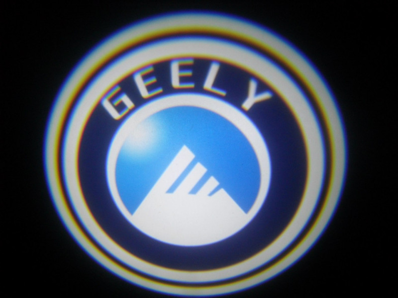 LED проекции  Geely 5е поколение 7w
