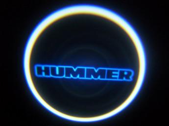 LED проекции Hummer 5е поколение 7w