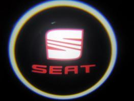 LED проекции Seat 5е поколение 7w