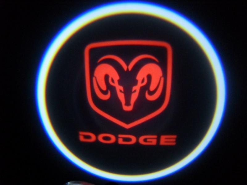 LED проекции Dodge 5е поколение 7w