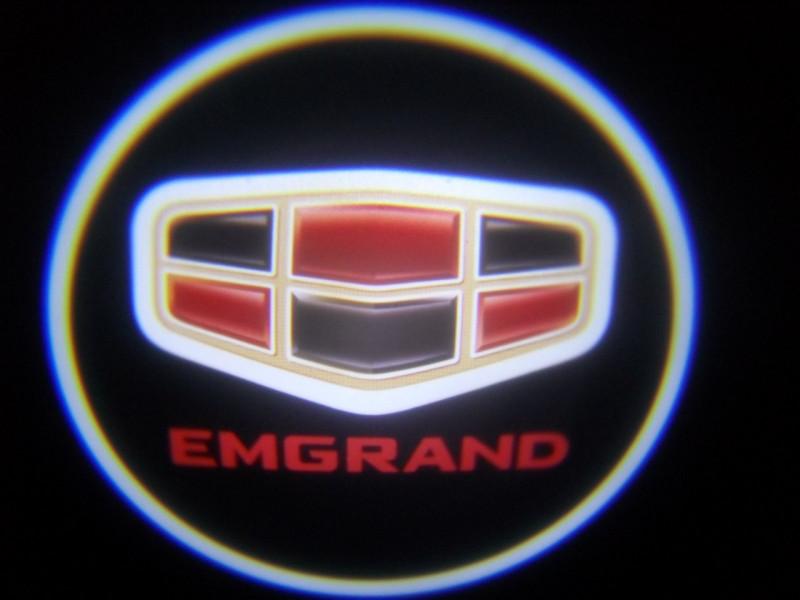 LED проекции Emgrand 5е поколение 7w