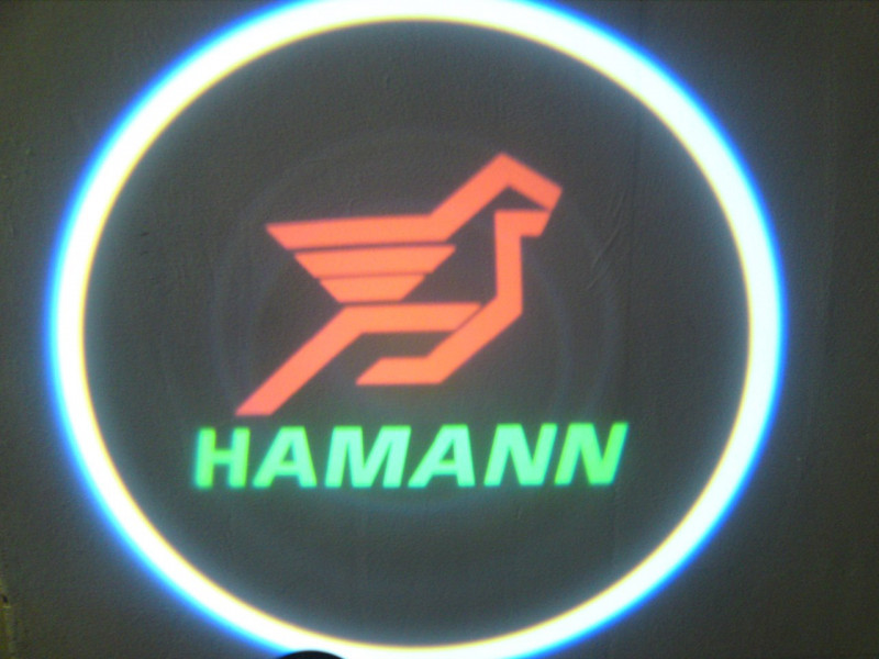 LED проекции Hamman r/gr 5е поколение 7w