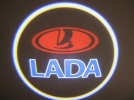 LED проекции LADA 5е поколение 7w