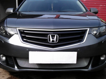 Защита радиатора HONDA Accord 8 2008-2011
