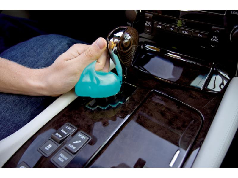 Многоразова Липкая тряпка для приборки в салоне авто