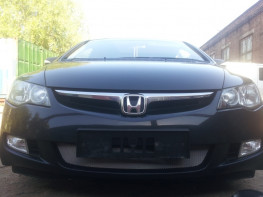 Защита радиатора HONDA Civic (4D) 8 2006-2008