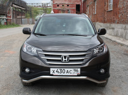 Защита передняя D 50,8 Honda CR-V 2012- 2.4
