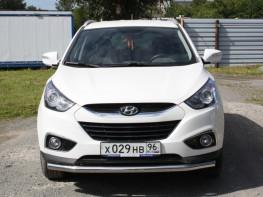 Защита передняя D 60,3 Hyundai IX35