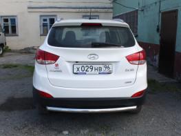 Защита задняя D 60,3 Hyundai IX35