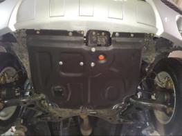 Защита картера и КПП Lifan X60