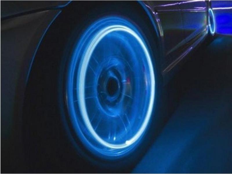Светодиодные колпачки одноцветные.
