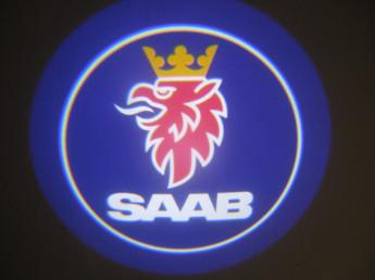 LED проекции Saab 5е поколение 7w