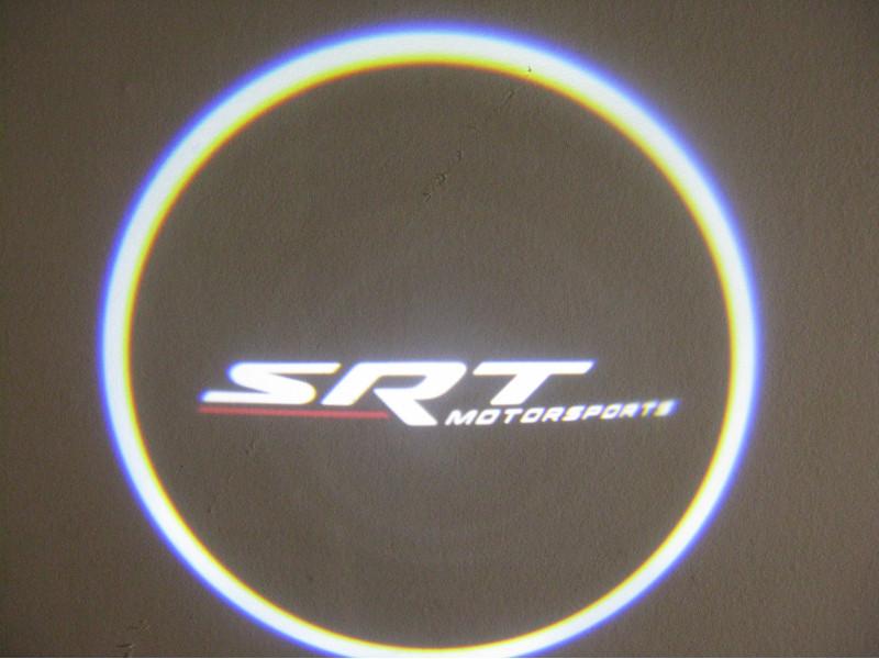 LED проекции Ford SRT motorsports  5е поколение 7w