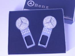 Заглушки ремня безопасности Mersedes Benz
