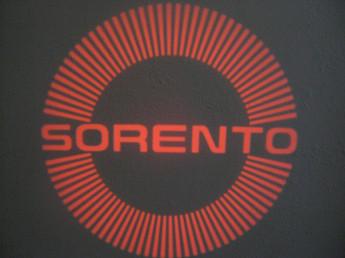 LED проекции KIA Sorento 5е поколение 7w