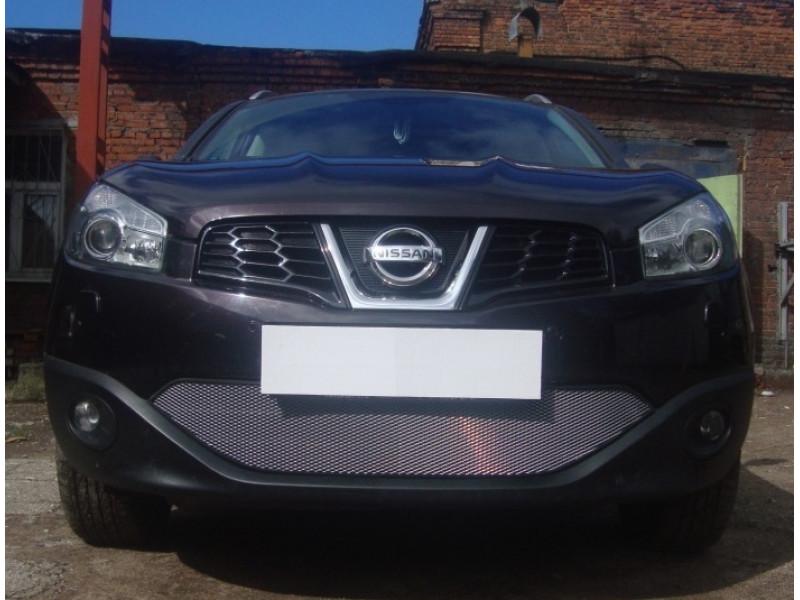 Защита радиатора Nissan Qashqai 2011-2014
