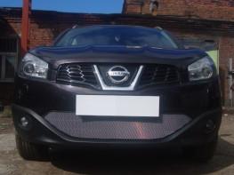 Защита радиатора Nissan Qashqai 2011-2014 (рестайлинг)