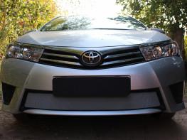 Защита радиатора TOYOTA Corolla 2012-2016