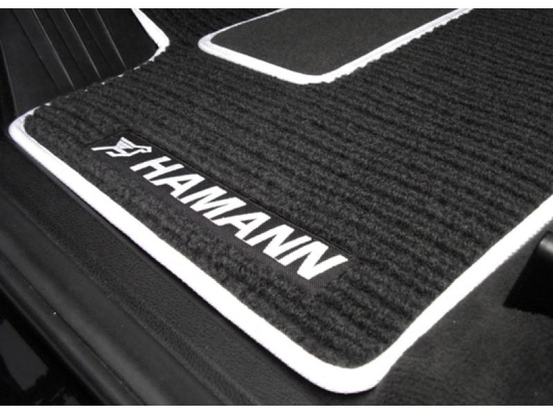 Коврики  с логотипом BMW