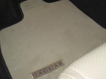 Коврики  с логотипом Jaguar