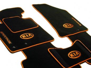 Коврики  с логотипом KIA