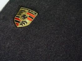 Коврики  с логотипом Porsche